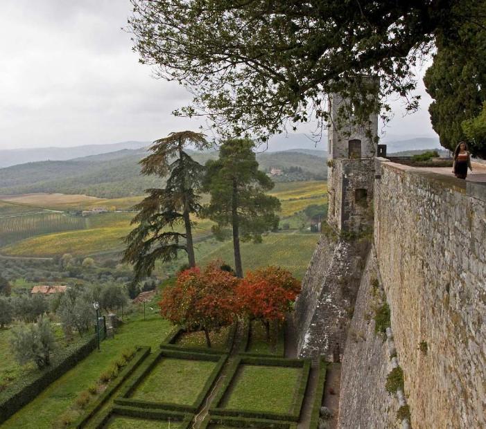 Barone Ricasoli_Castello di Brolio