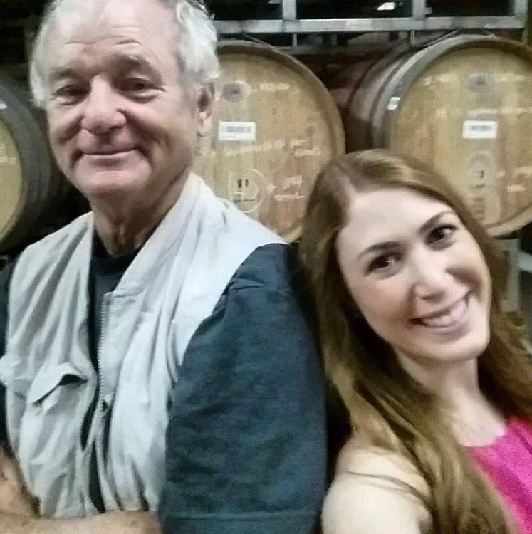 Wente Vineyards_Bill Murray